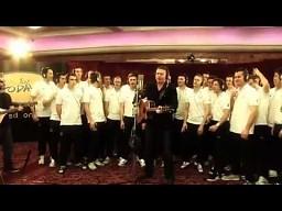 Oficjalna piosenka Irlandii na Euro