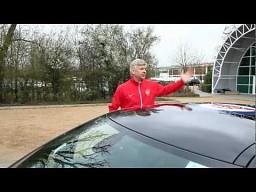 Prezentacja nowych strojów Arsenalu