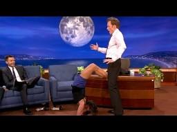 Conan O'Brien i joga