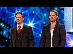 Brynolf and Ljung - Britain's Got Talent