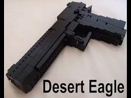 Broń marki LEGO
