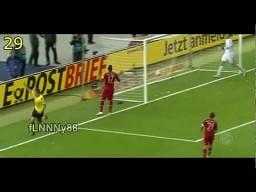 Robert Lewandowski - bramki w sezonie 2011/2012