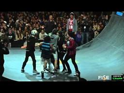 """""""Flair Bus to Footjam"""" pierwszy raz na świecie"""