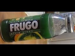 Jak zrobić zielone FRUGO?