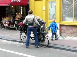 Supermama z Amsterdamu