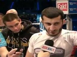 Następny przeciwnik Mameda Chalidowa