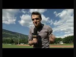 Wasyl Show! - Marcin Wasilewski operatorem kamery
