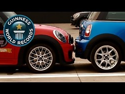 Mistrz parkowania w Mini