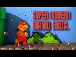 Super Modern Mario Bros