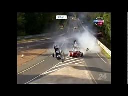 Wypadek Anthonego Davidsona w 24h Le Mans 2012