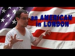 Amerykanin w Londynie