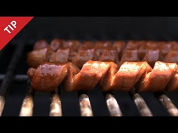 Jak przygotować parówkę do grillowania?