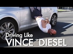 Driving Like Vince Diesel