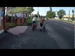 Oszukać przeznaczenie na rowerze