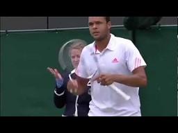 Pech sędzi - Wimbledon 2012