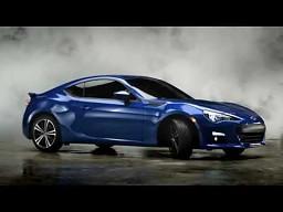 Reklama Subaru BRZ