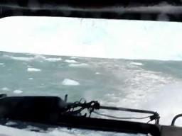 Małe tsunami na Grenlandii