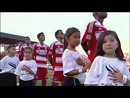 11-latka śpiewa hymn Ameryki w stylu Górniak