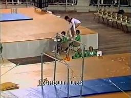 Gimnastyczka z IO 1972