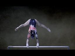Gimnastyka w zwolnionym tempie