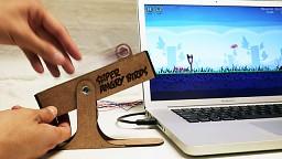 Symulator procy dla Angry Birds