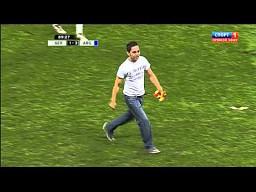 Fan na boisku