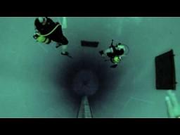Nurkowanie w najgłębszym basenie