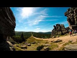 Karkonosze - góry owiane tajemnicą