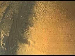 Lądowanie łazika na Marsie
