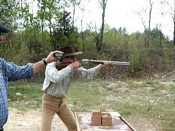 Najszybsza broń Dzikiego Zachodu