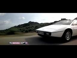 Agenci 007 za kierownicą - kompilacja