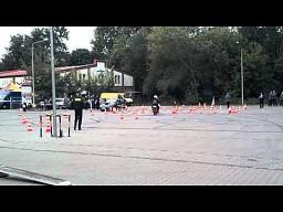 Konkurs na najlepszego policjanta 2012