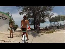 Uroki jazdy rowerowej