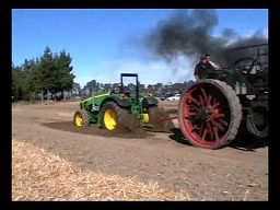 DRAG traktor vs tradycyjny