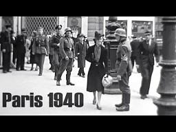 Stolica Francji po kapitulacji w 1940 roku