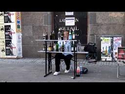 Mozart z butelki