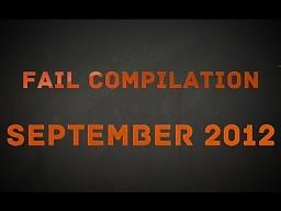 Kompilacja porażek - wrzesień 2012 || VPL