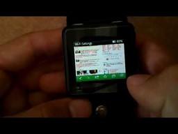 GTA 3 na zegarku