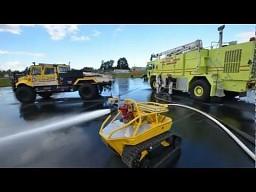 Oto najmniejszy wóz strażacki na świecie