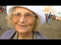 82-letnia woodstockowiczka