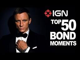 Bond - 50 pamiętnych scen