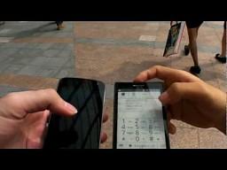 Smarfon z ekranem e-ink