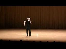 Żonglowanie piłeczką