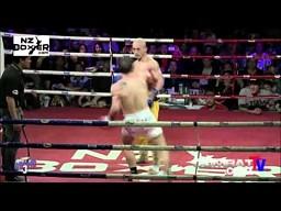 Mistrz Shaolin w ringu