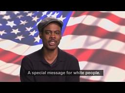 Wiadomość dla białych
