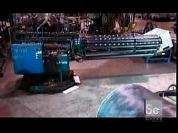 Jak się produkuje olbrzymie opony?