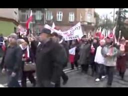 Parada TV Trwam - Jarek Polskę zbaw