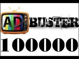 AdBuster - epizod specjalny na 100000 subskrypcji