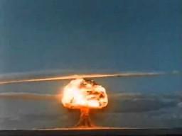 Pierwszy sowiecki test bomby wodorowej