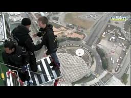 Rekordowy skok na bungee